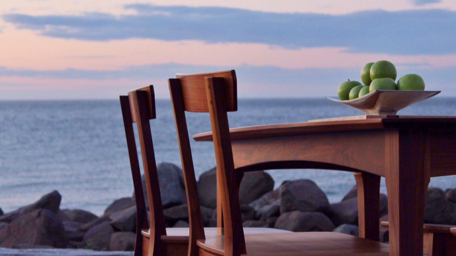 Canadian Hardwood Furniture and Woodenware Handcrafted in Nova Scotia
