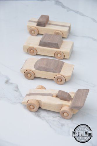 The Story Of A Toymaker Wooden Toy Cars We Craft Wood